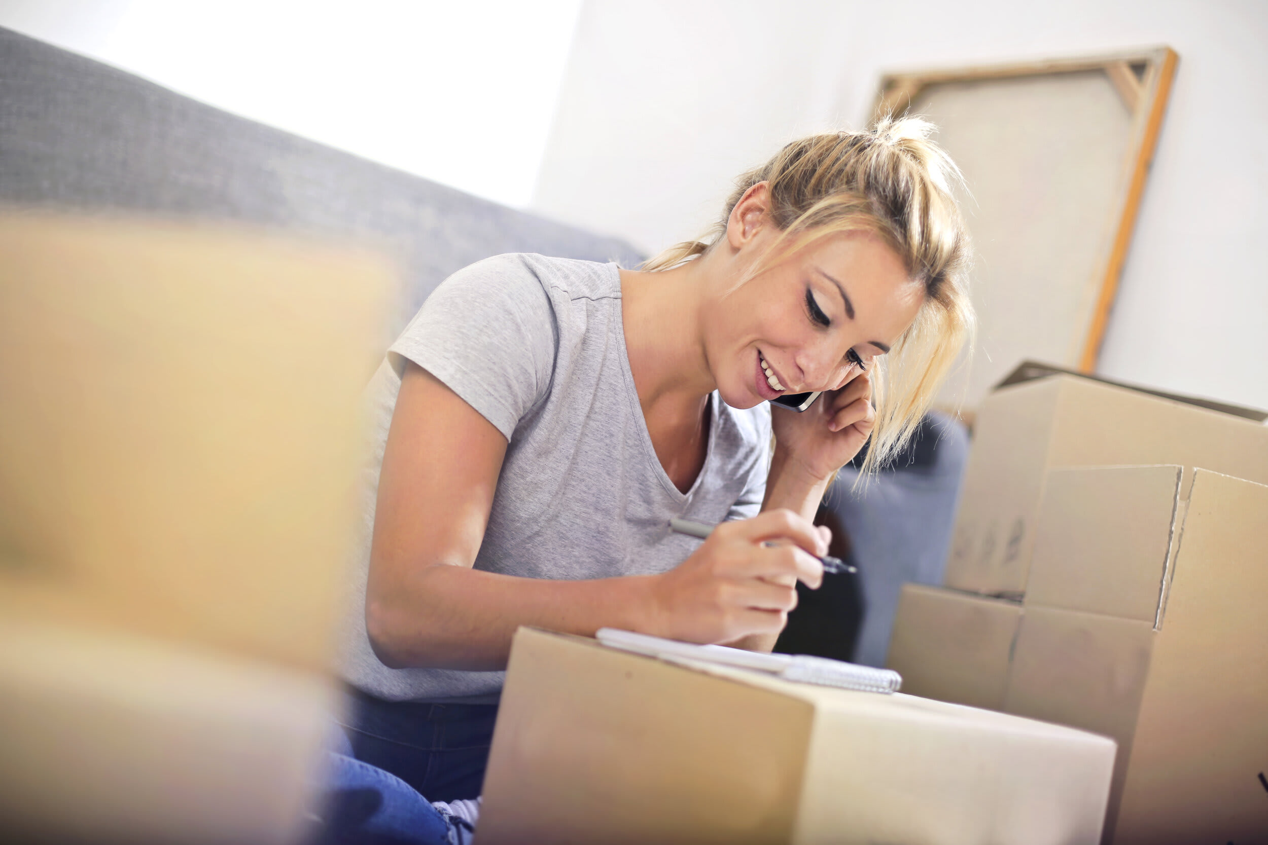 What do movers want from their utility company?