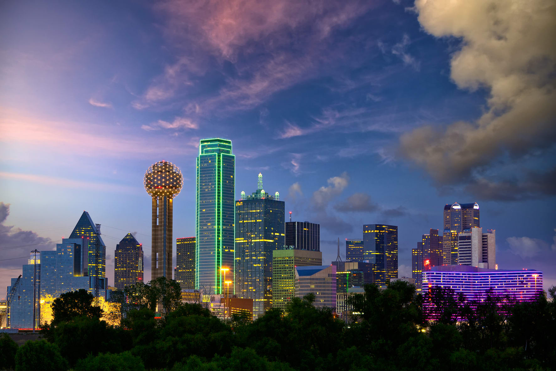 Dallas Ranks No.2 Most Moved-To City in 2018
