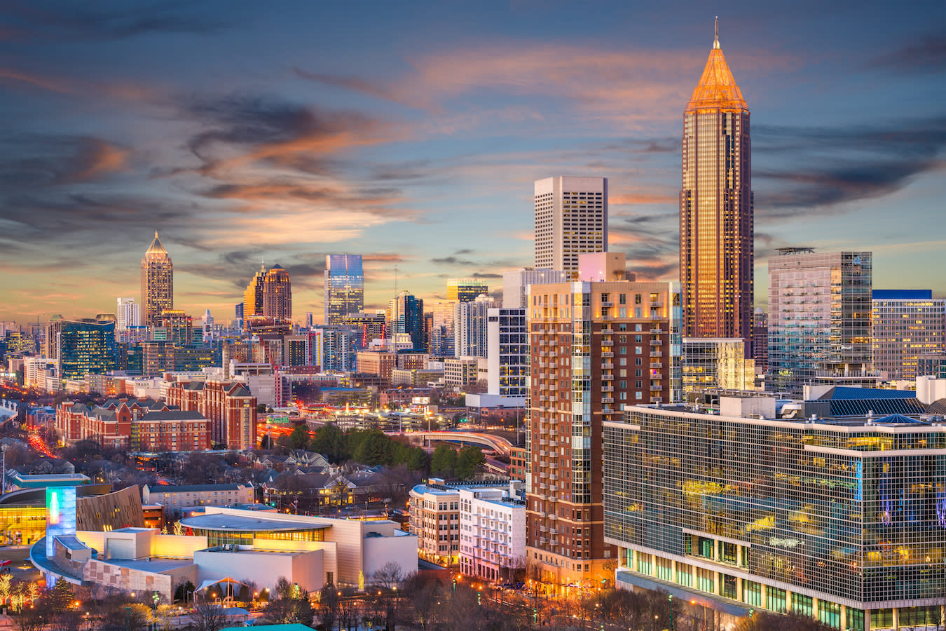 Atlanta Ranks No.3 Most Moved-To City in 2018