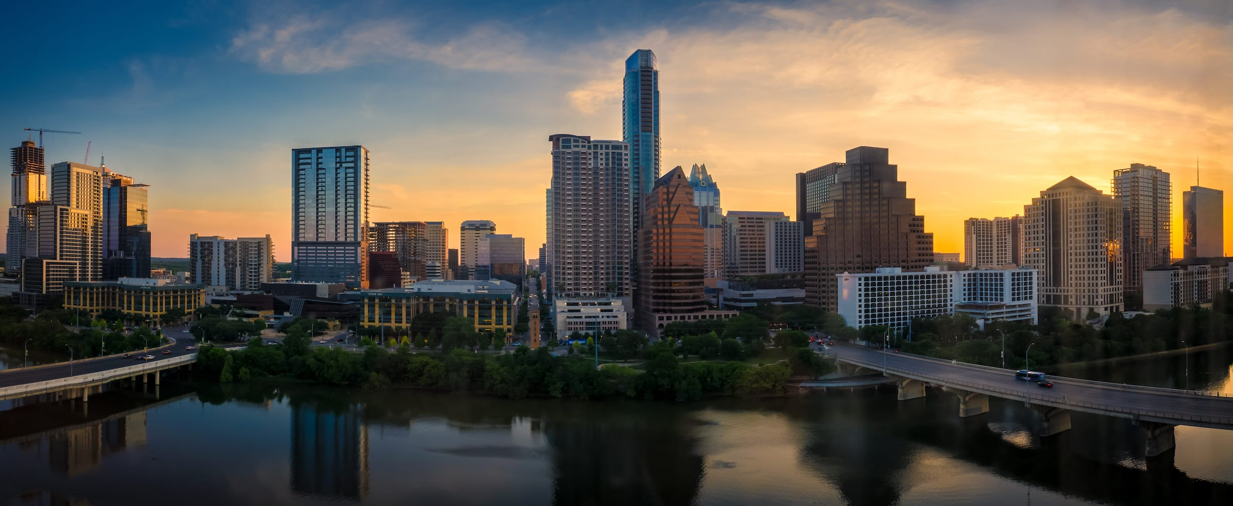 Austin Ranks No.15 Most Moved-To City in 2018