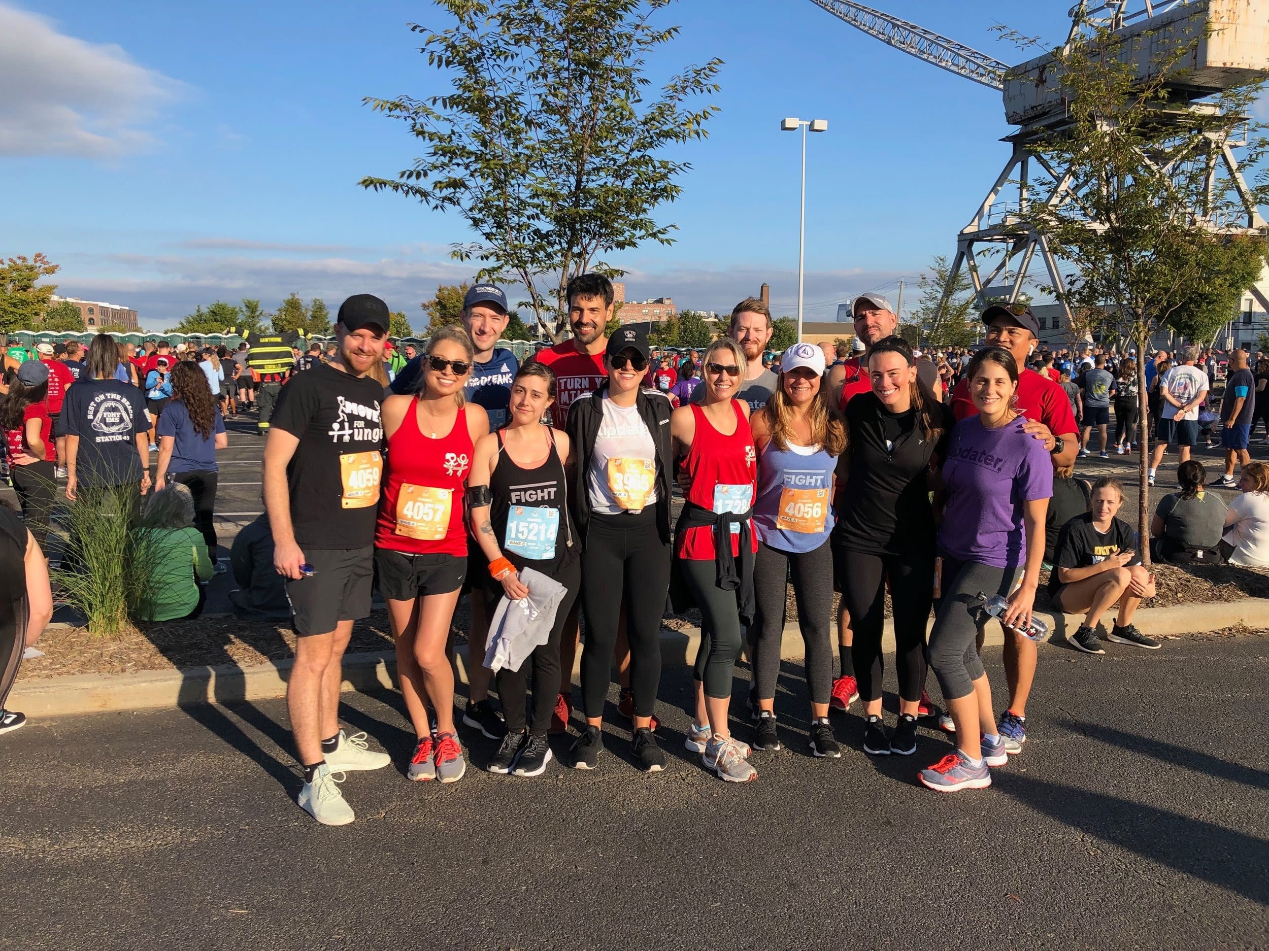 Team Updater Participates in Tunnel to Towers 5K for the 4th Year