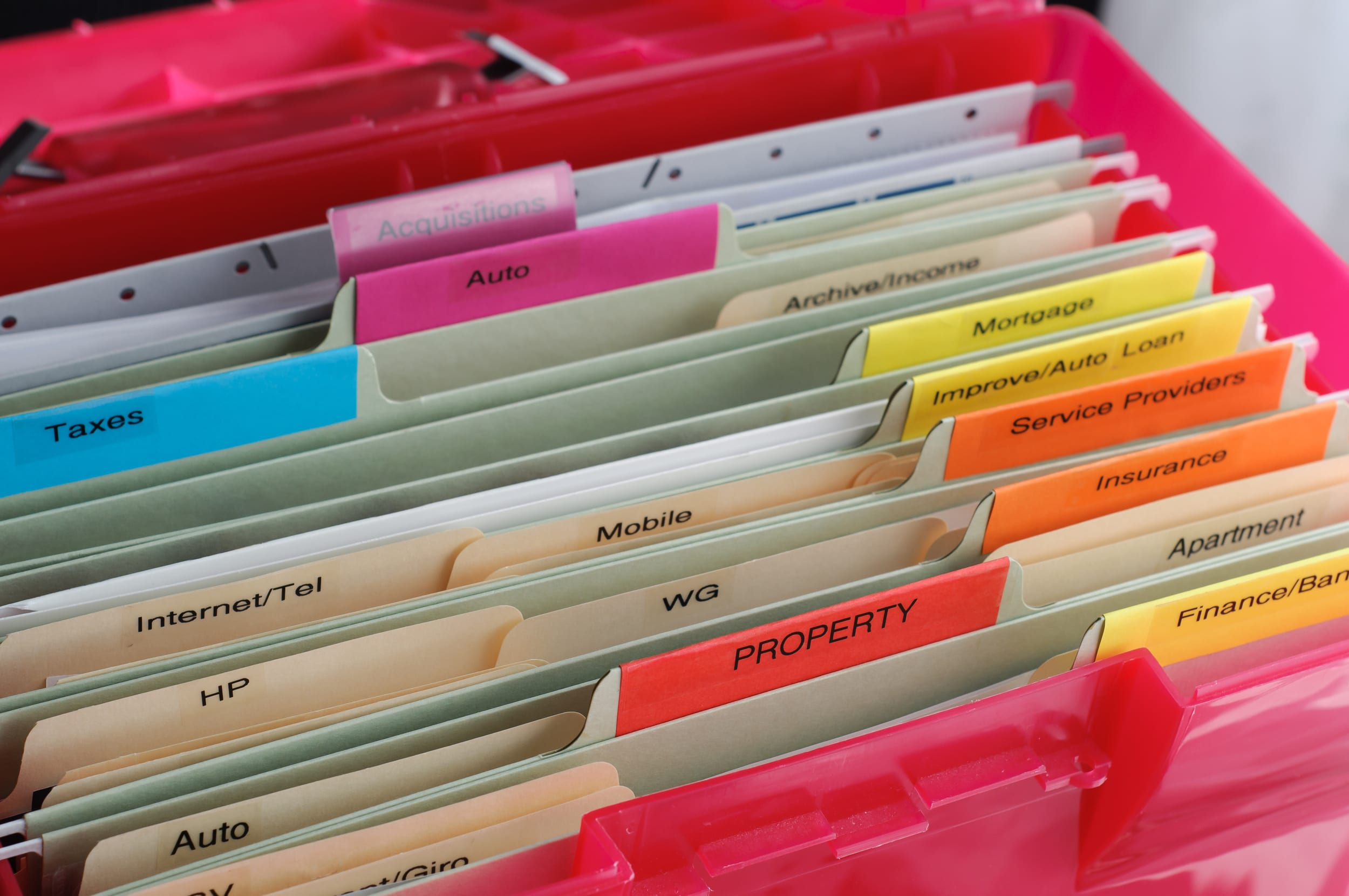 Important Documents That You Need for Moving