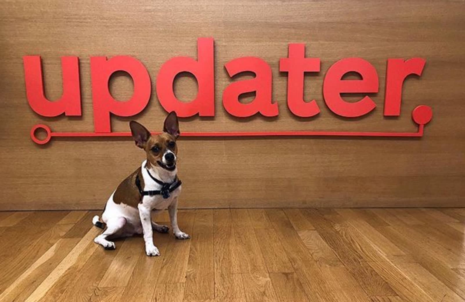 Updater Named One of the Best Dog-Friendly Companies of 2019 by Rover
