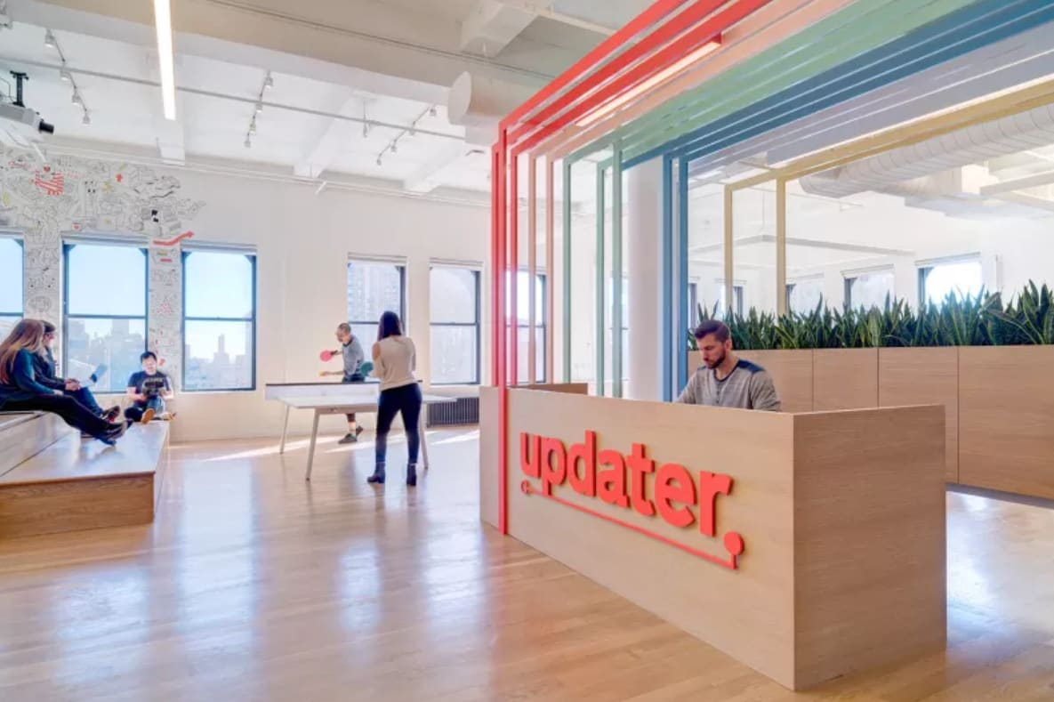 Updater Announces Office Expansion in New York City