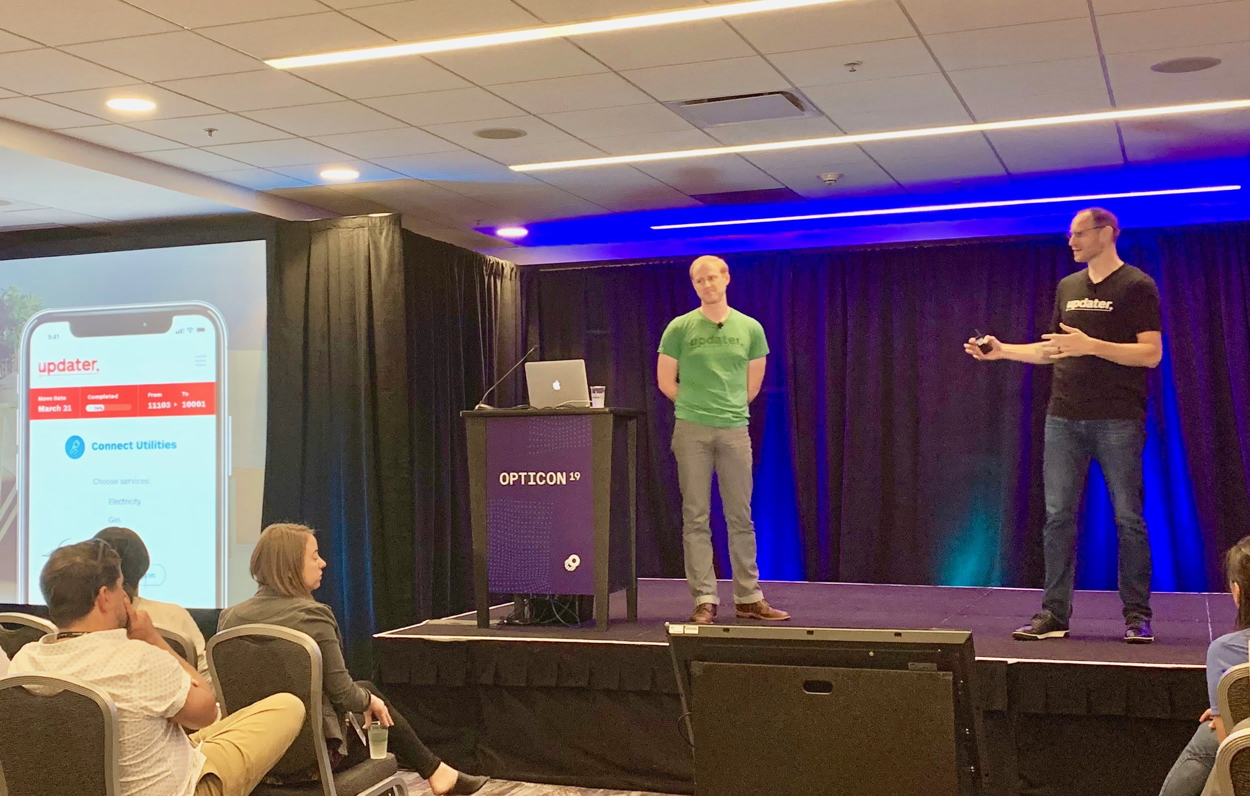 Updater at Opticon: How to Overcome Challenges and Triple Experiment Velocity