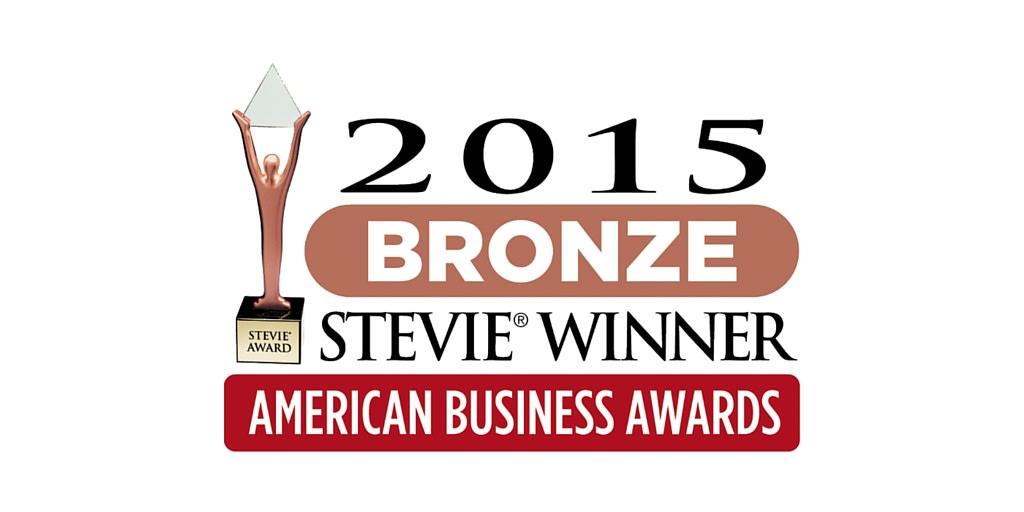 Updater Named Stevie® Award Winner in 2015 ABAs