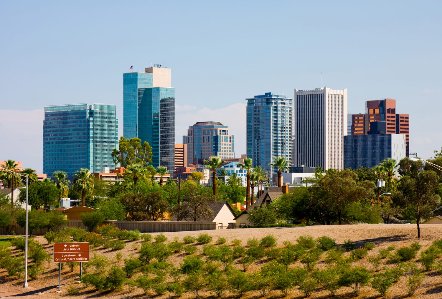 Job-Friendly Phoenix Ranks as a Top Moving Destination