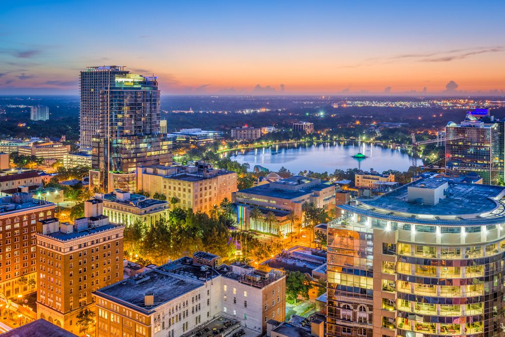 Orlando Attracts All Movers, from Millennials to Retirees