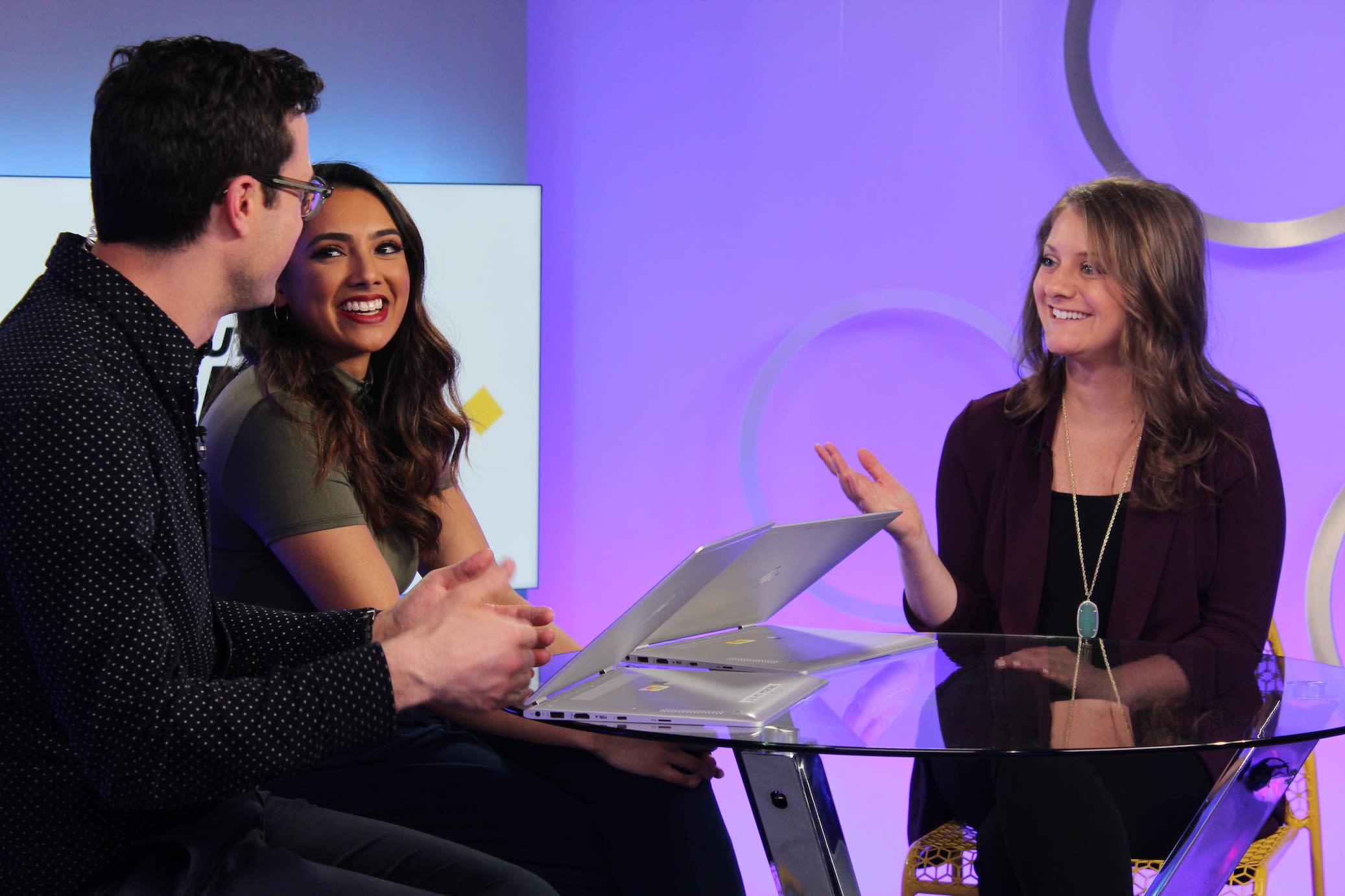 Updater's Jenna Weinerman Talks Moving Tips on CheddarTV