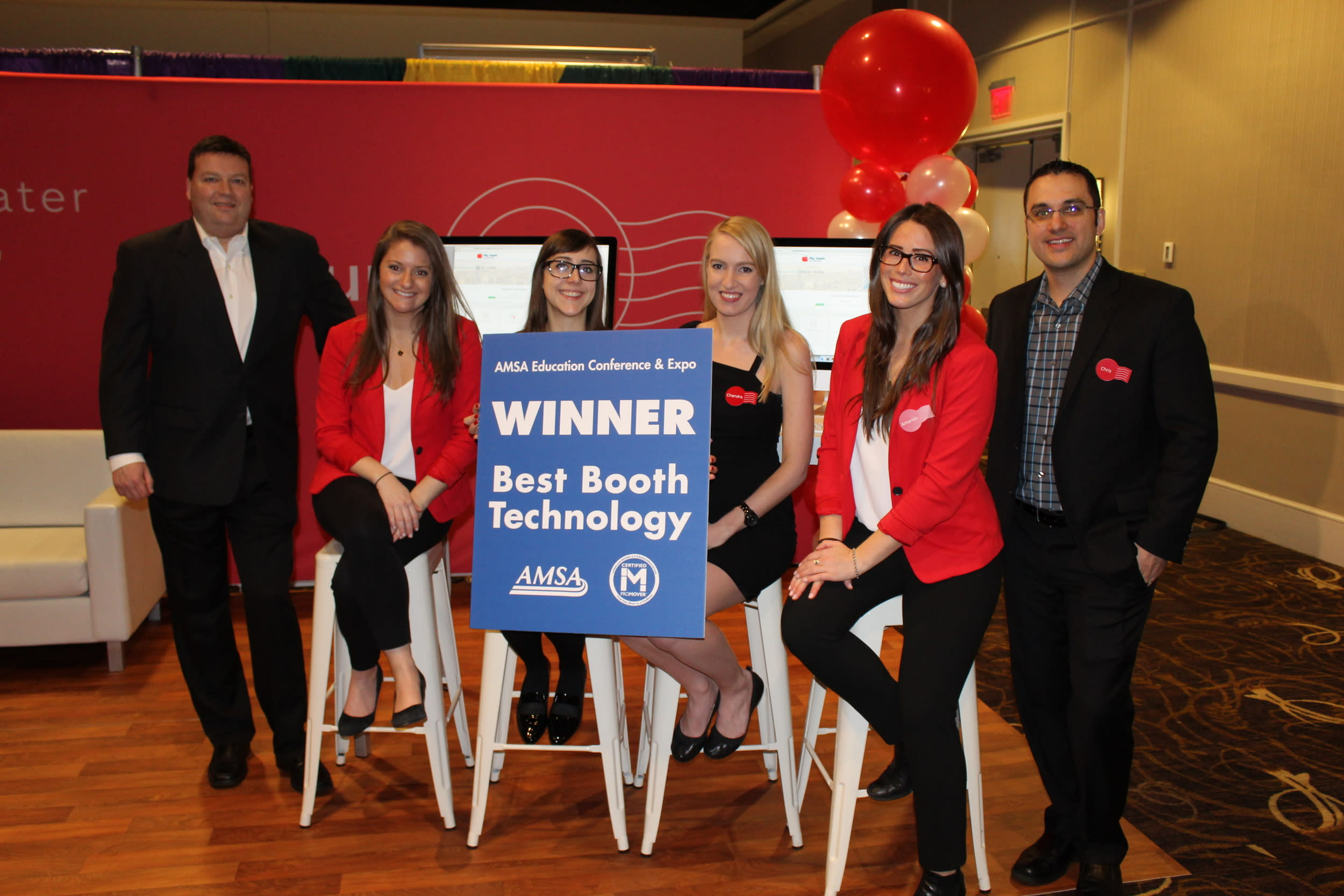 Updater Named Technology Winner at AMSA Conference