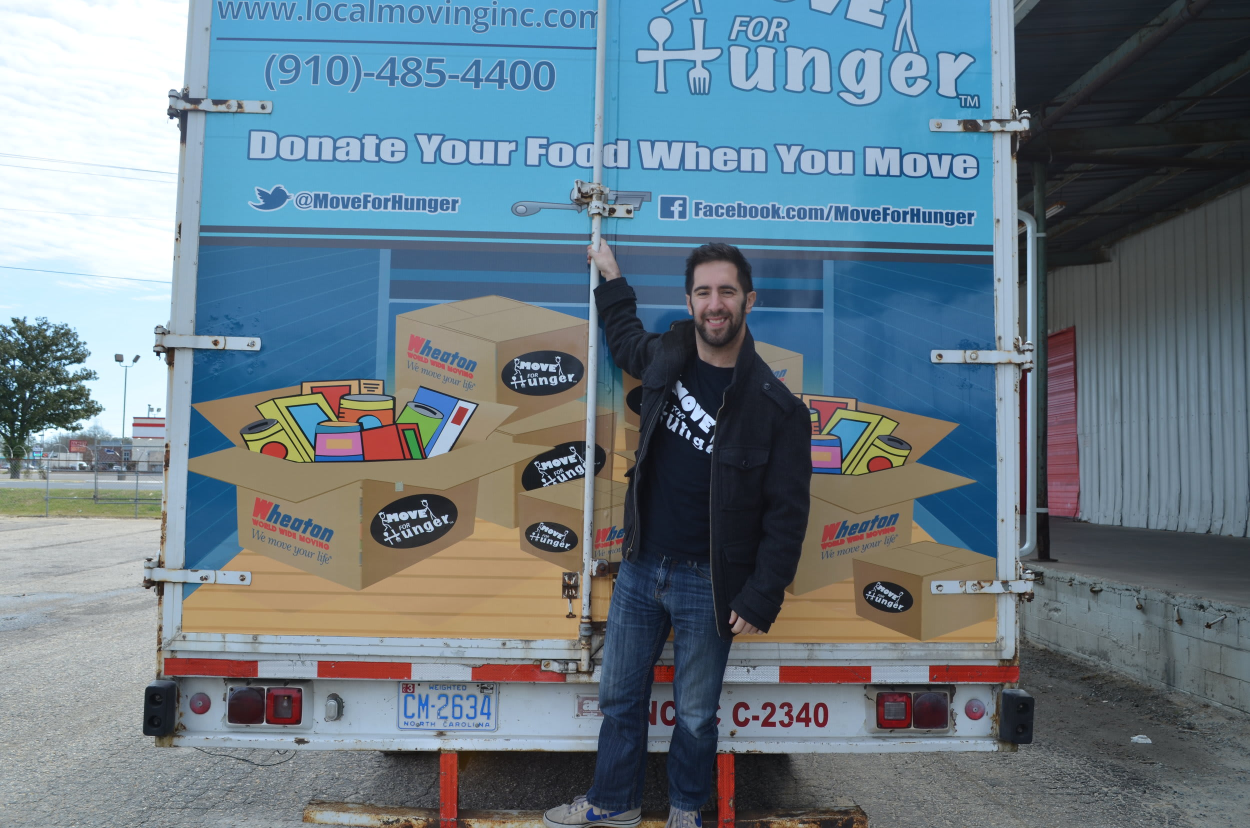 Updater and Move for Hunger Fight Hunger Together
