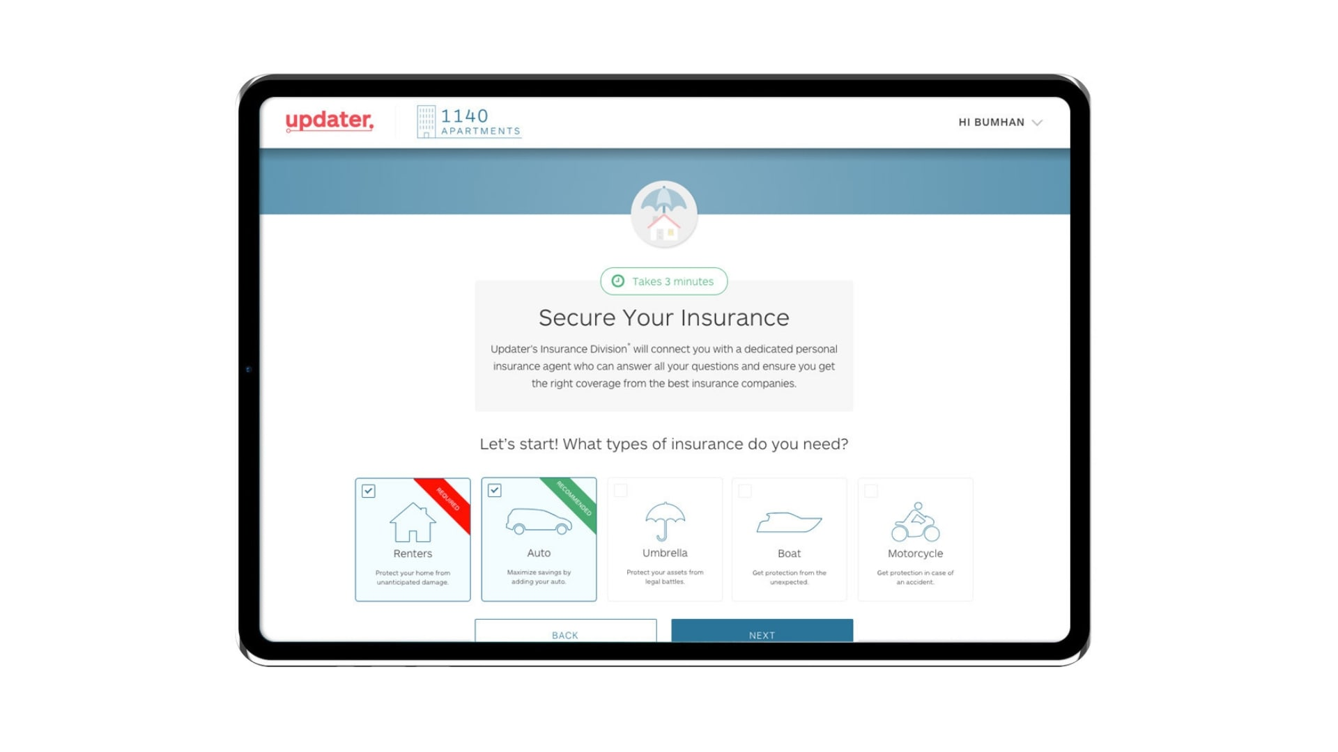New LeasingDesk Partnership Makes Securing Renters Insurance Easier