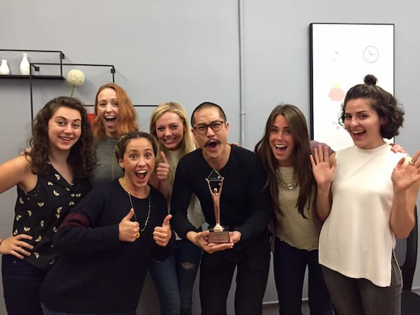 Updater Wins Most Innovative Tech Company of 2016