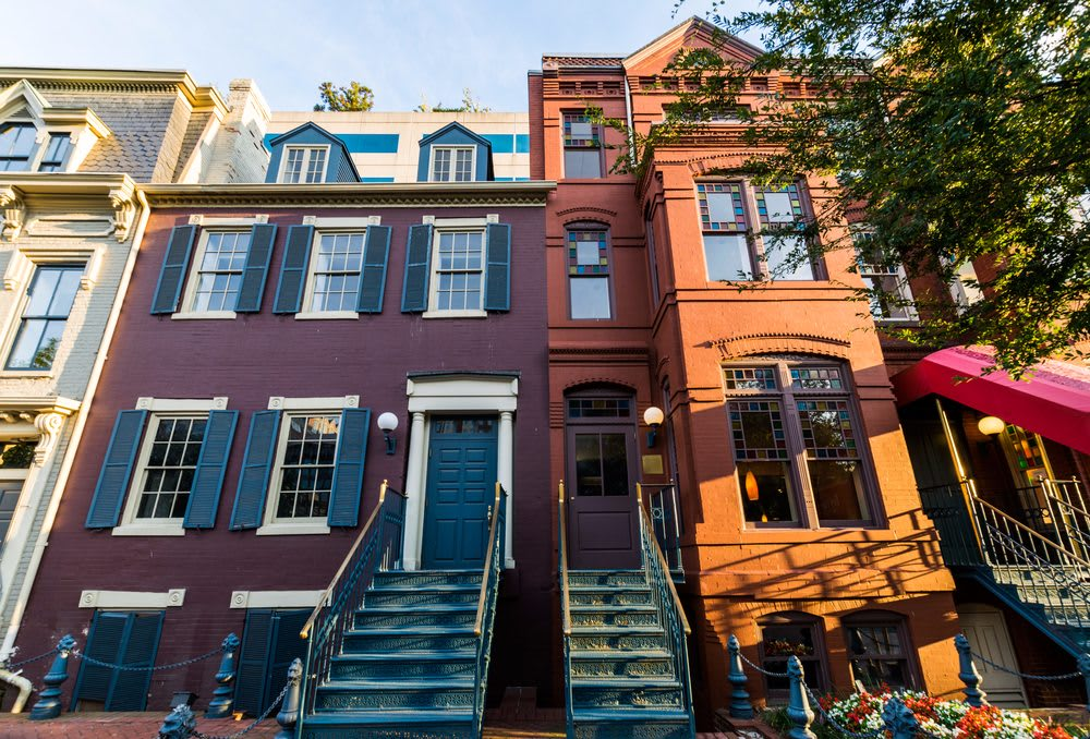 D.C. Tops List of Popular Moving Destinations in U.S. for 2017