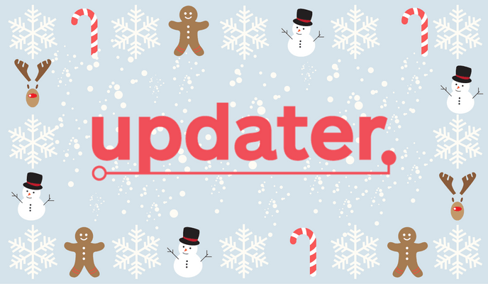 Get into the Holiday Spirit with Updater!