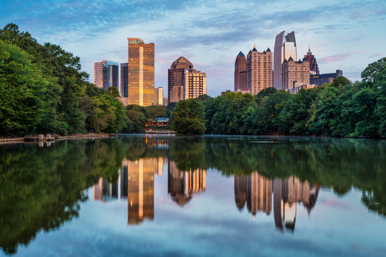 Atlanta's Culture and Affordability is a Magnet for Movers