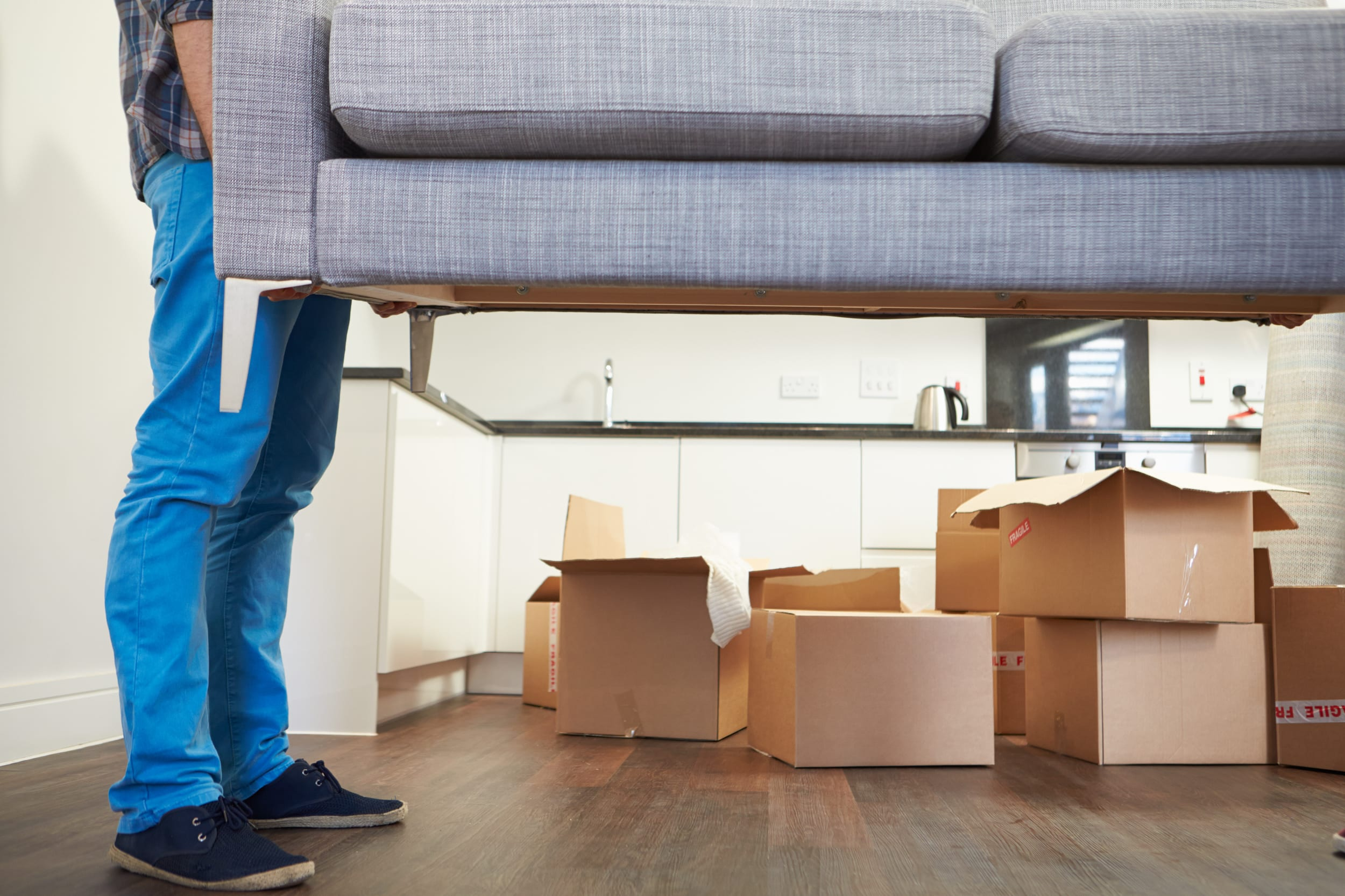 How to Avoid Damage During Your Move
