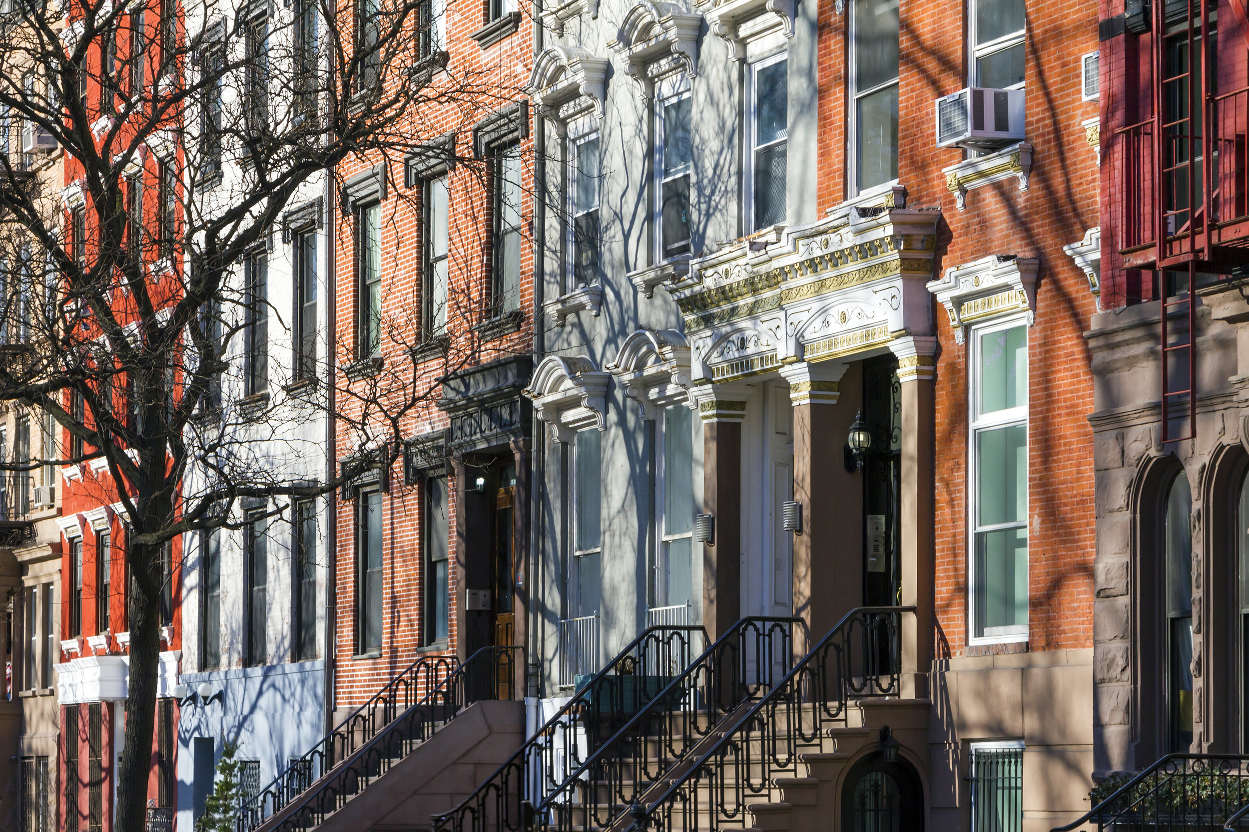 The NYC Neighborhoods New Yorkers Are Moving to and From