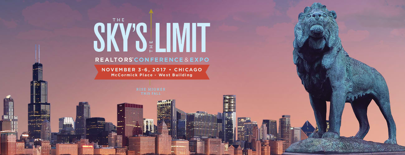 Headed to REALTORS® Conference & Expo in Chi-Town