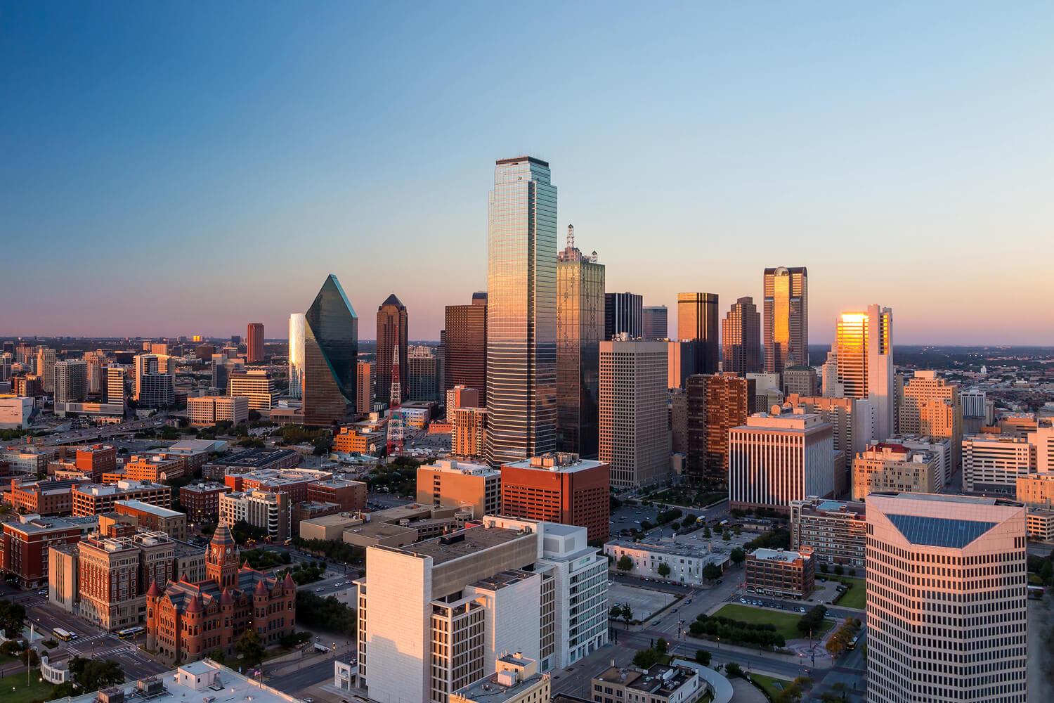 Dallas Ranked Most Popular Moving Destination in Texas
