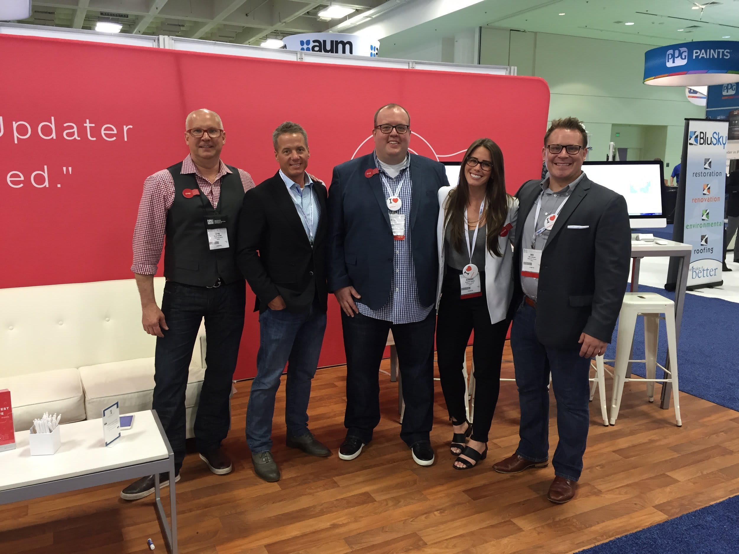 Meet Updater at NAA in Atlanta this Month