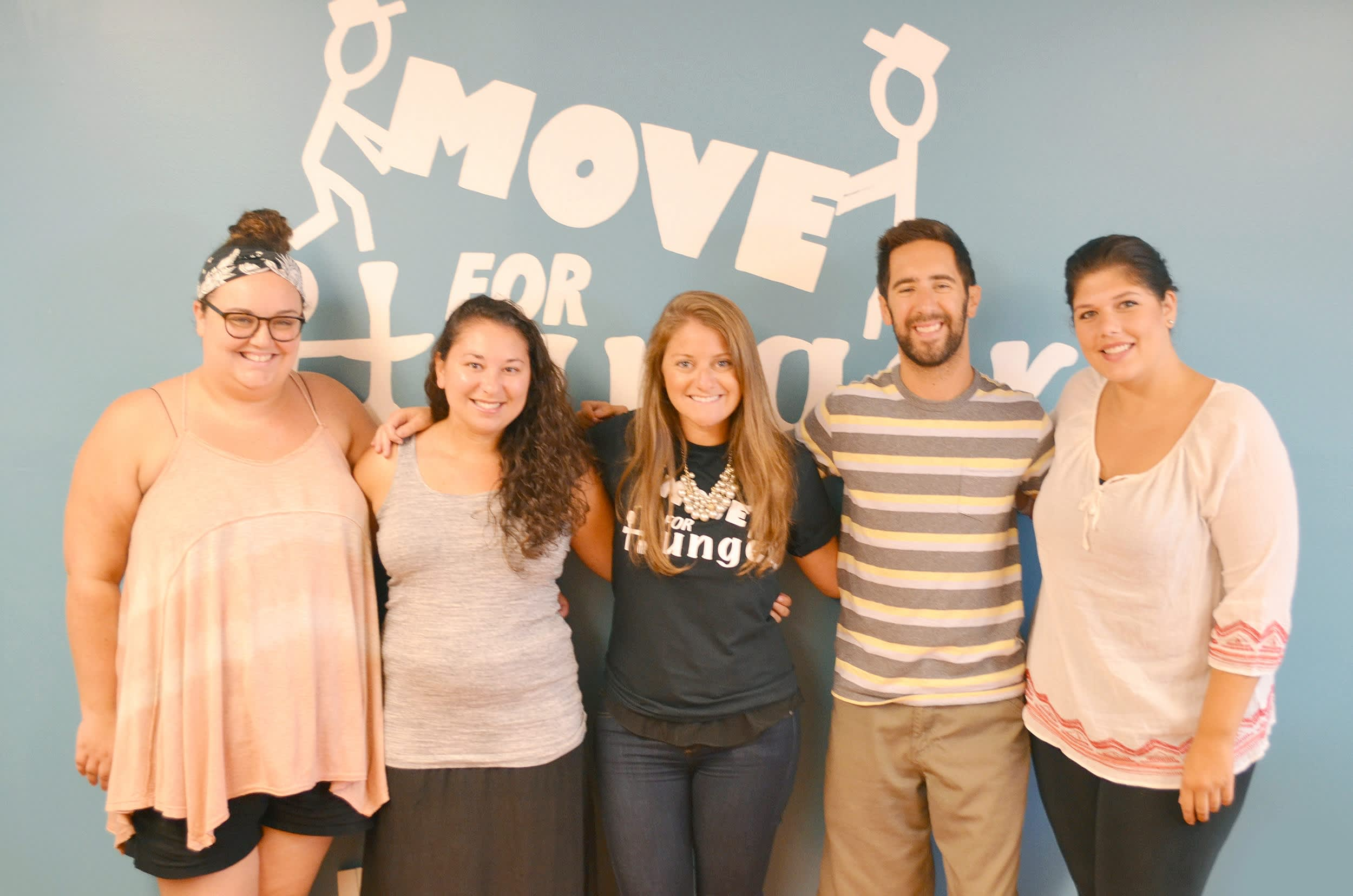 Jenna Weinerman Joins Move For Hunger Board of Directors