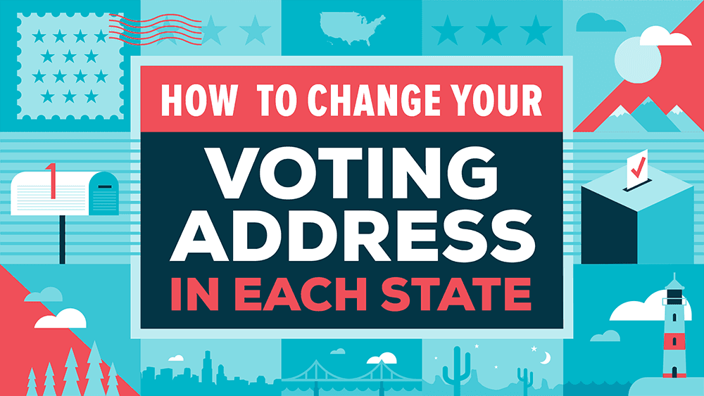How to Change Your Voting Address in Each State
