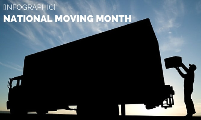 [INFOGRAPHIC] National Moving Month