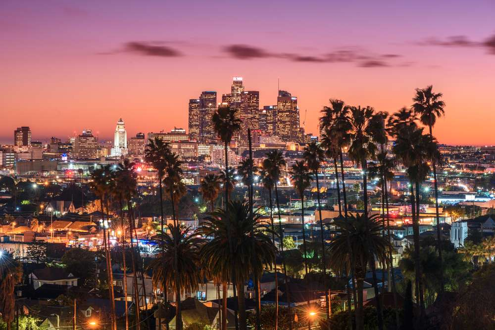 L.A. Metro Area Tops West Coast Moving Destinations for 2017