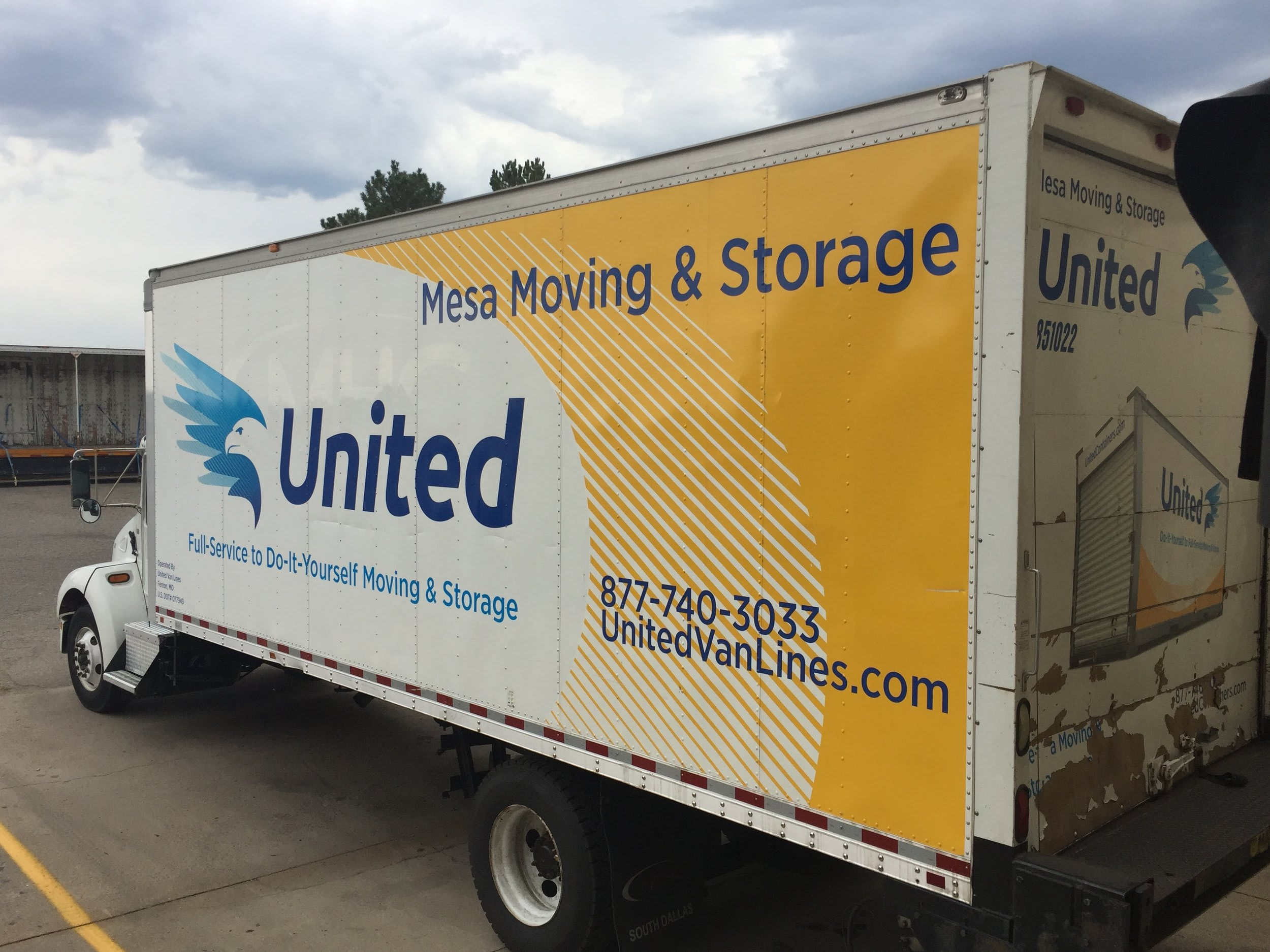 Mesa Moving & Storage