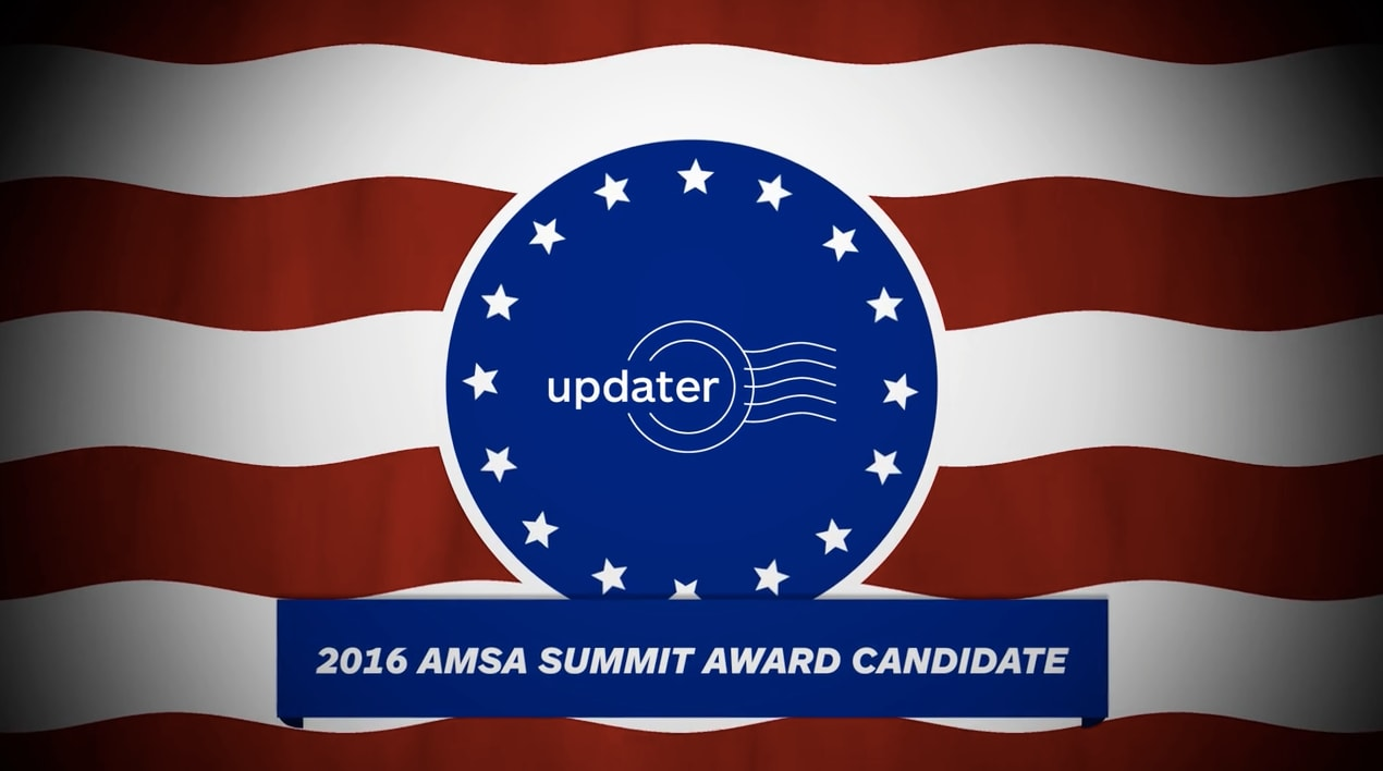 Cast Your Vote – Updater for 2016 AMSA Summit Award