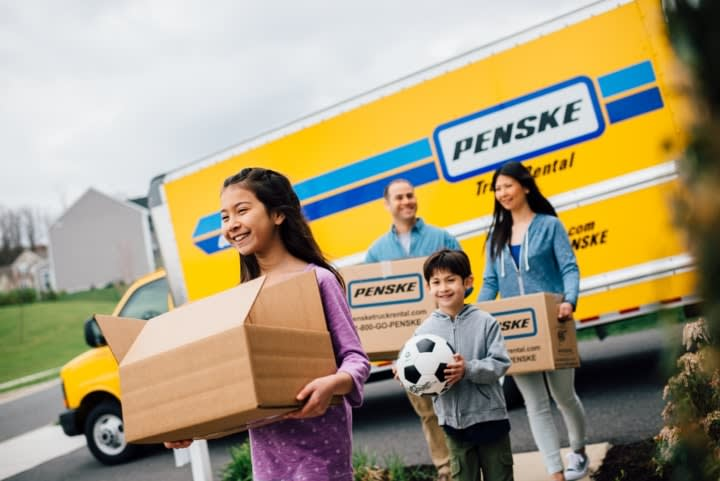 Everything You Need to Know About Renting a DIY Moving Truck