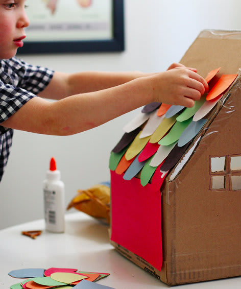 HireAHelper's Top Moving Box Hacks for the Kids