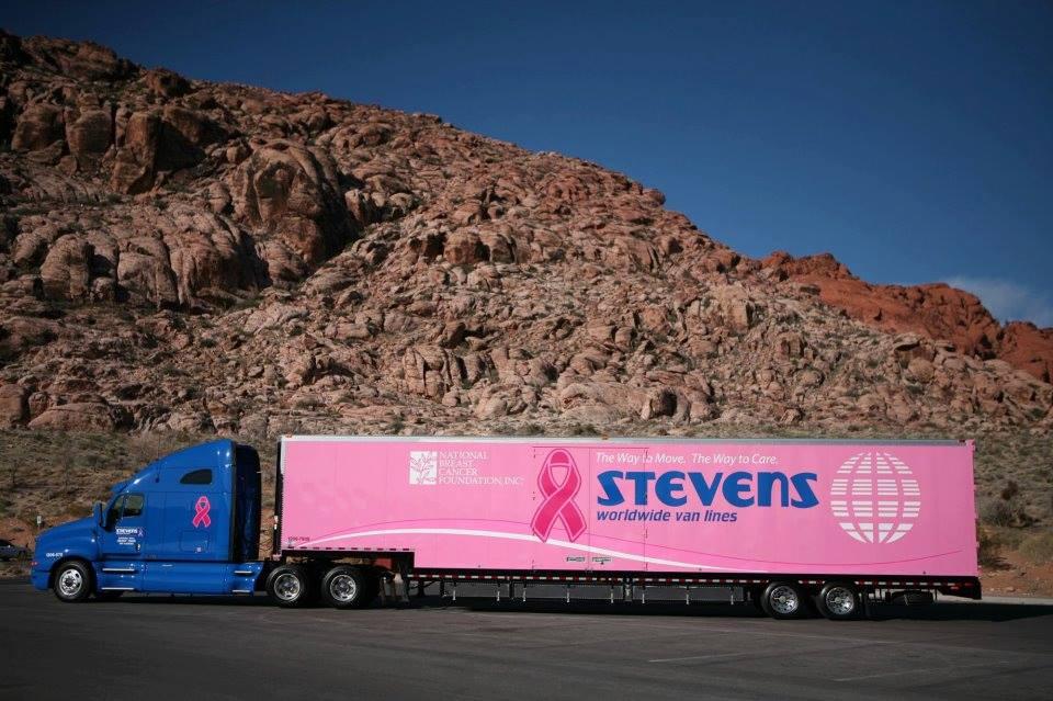 Updater Partners with Stevens Worldwide Van Lines