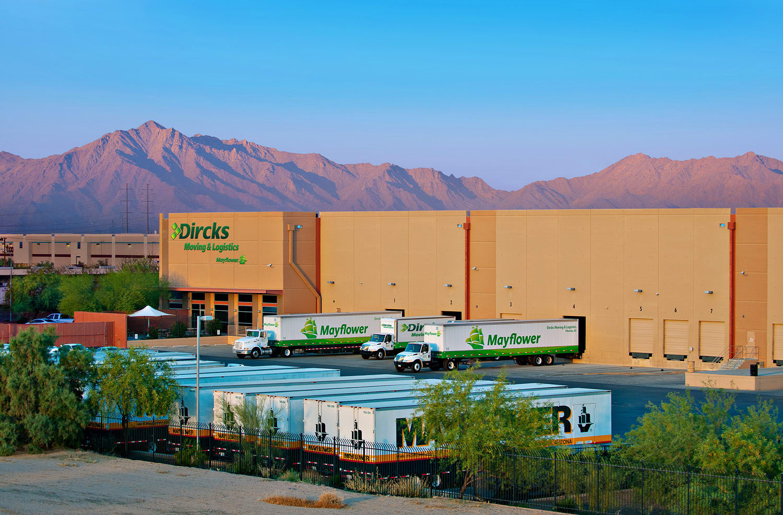 Dircks Moving & Logistics