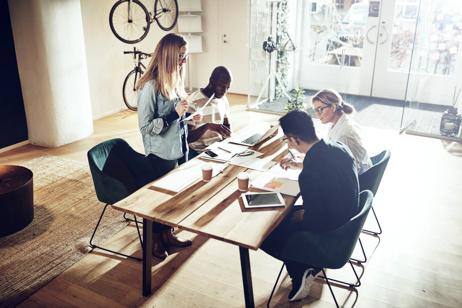 How to Create Coworking Spaces Your Residents Will Love