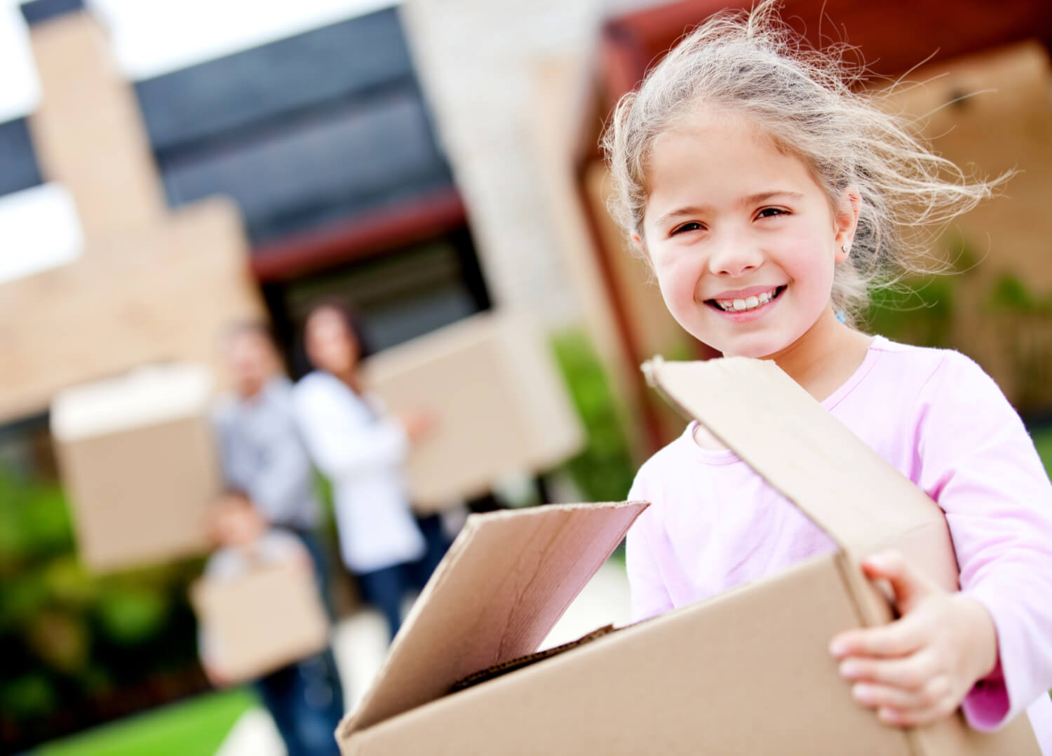 Top 7 Tips for Moving With Kids