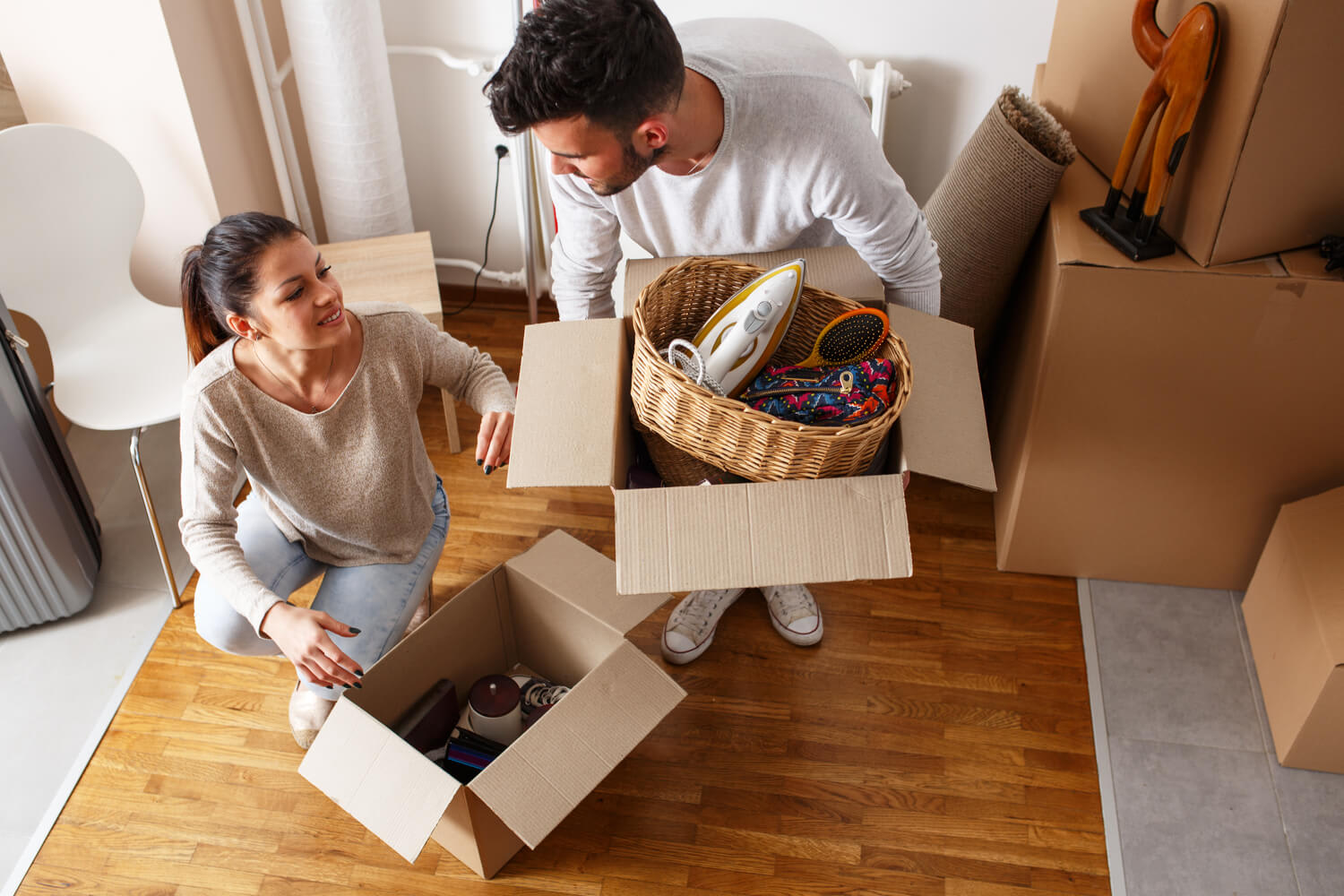 Last-Minute Moving Tips: How to Pack in a Pinch