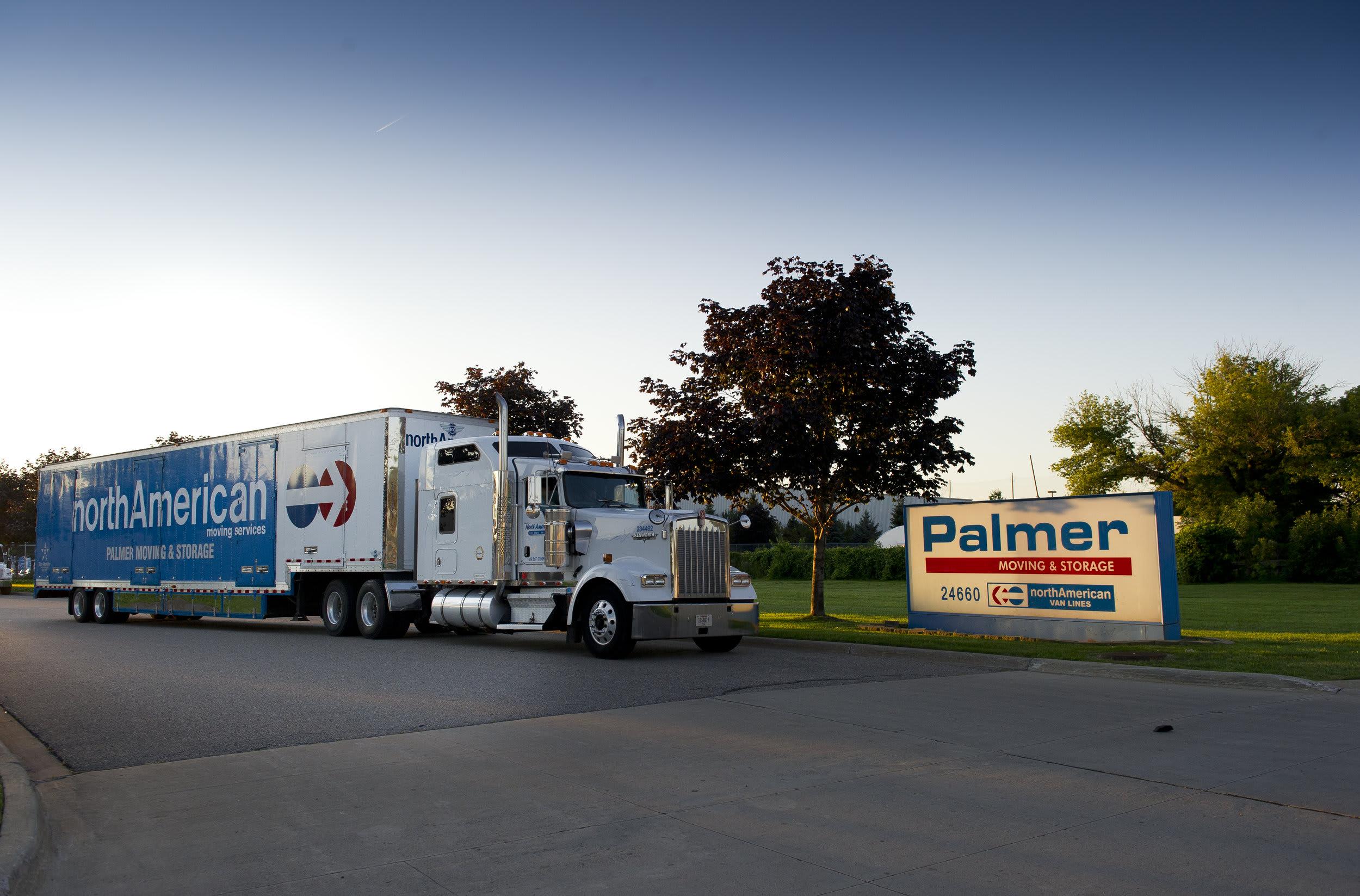 Palmer Moving & Storage: