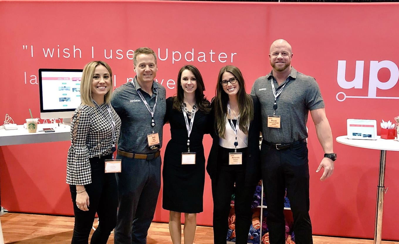 Meet the Updater Team at OPTECH 2018