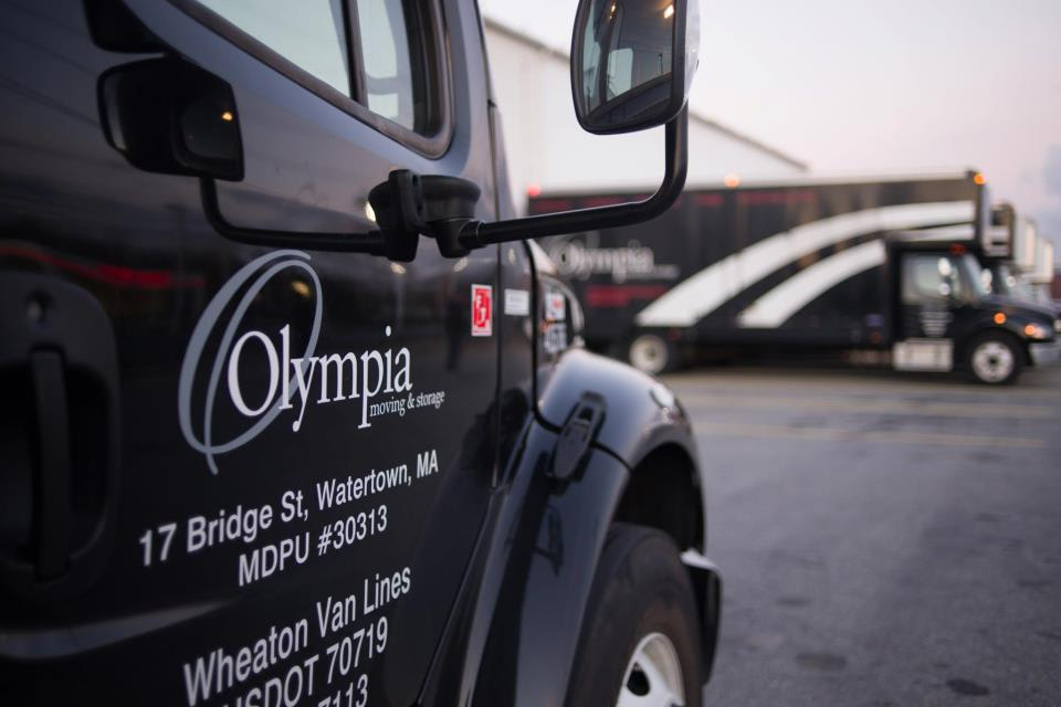 Olympia Moving & Storage Betters Client Experience