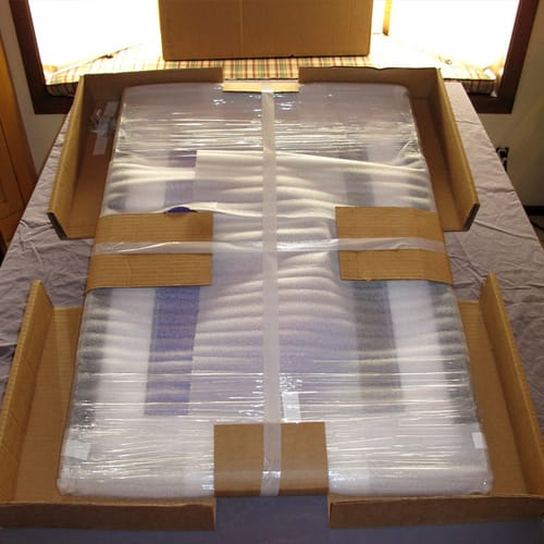 How to Pack Mirrors and Frames When Moving