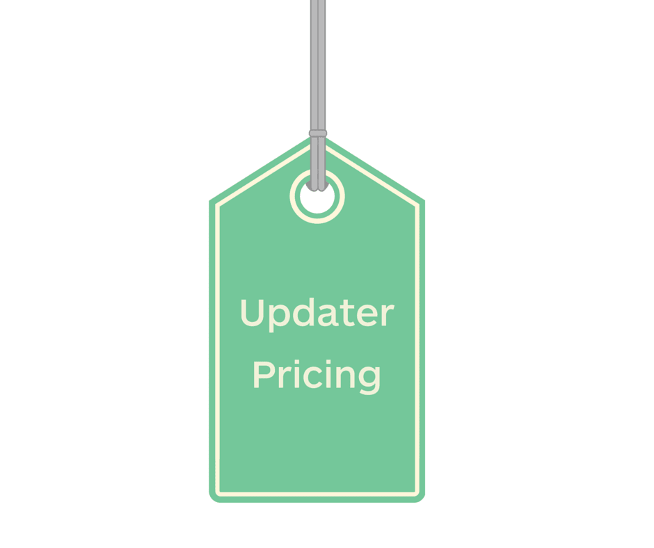 Updater Pricing & Costs