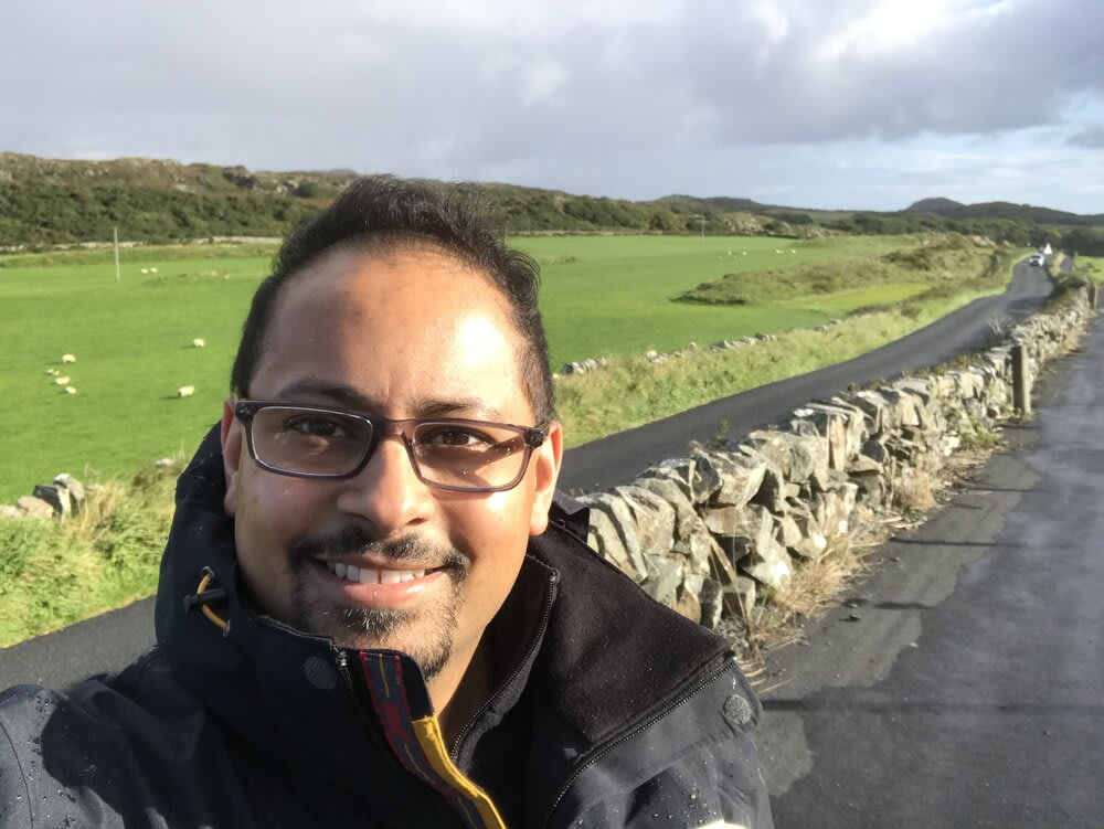 Meet Updater: Niket Sanghvi, Senior Product Manager