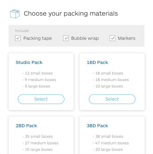 Feature - Pack it up