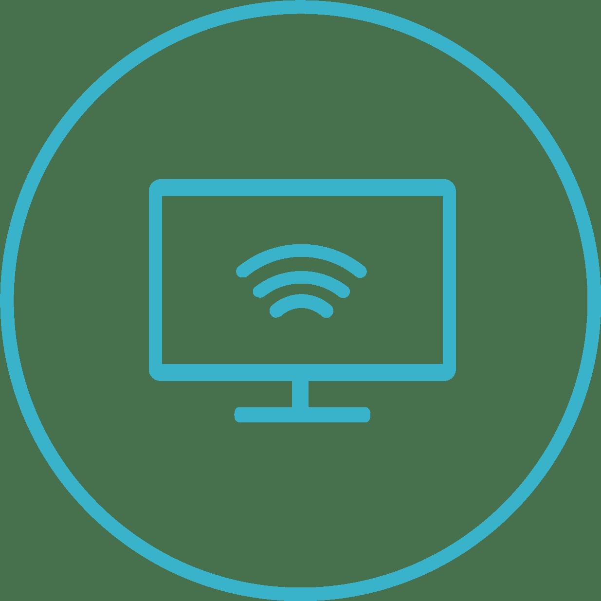 Icon - TV & Internet