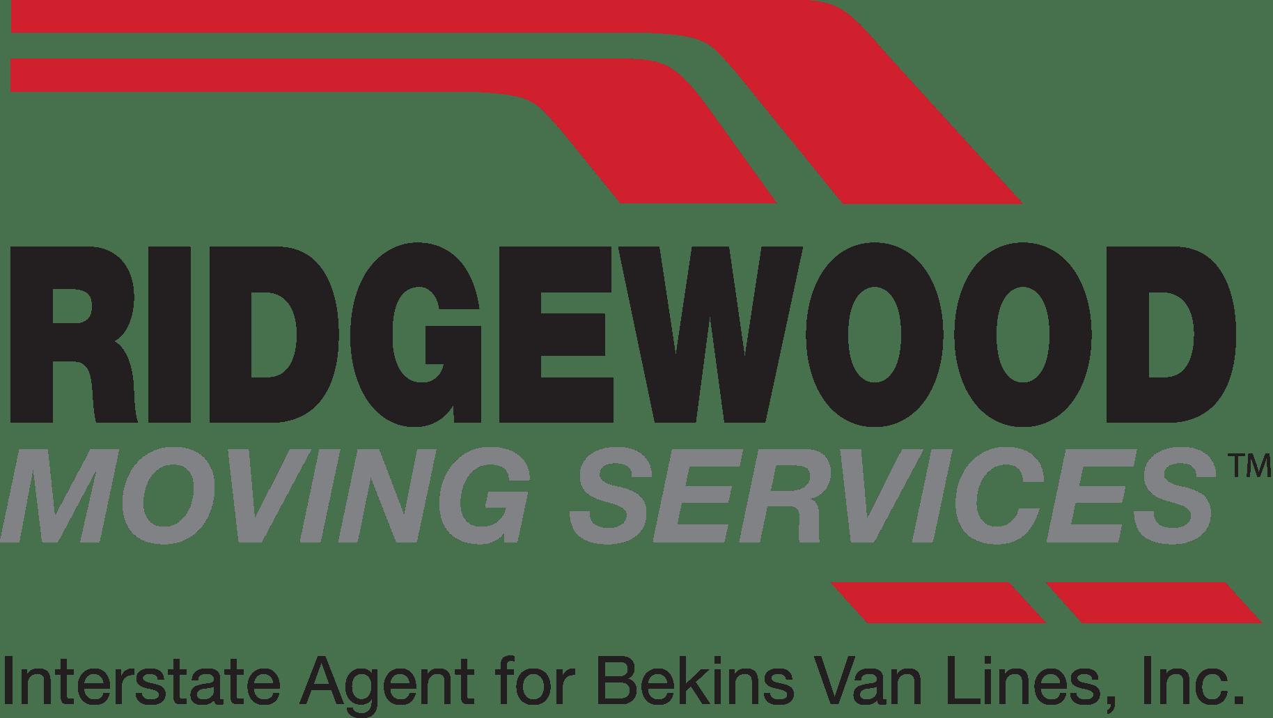 Ridgewood Moving Services Logo