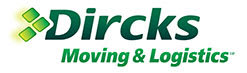 Dircks Moving and Logistics Logo