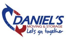 Daniels Moving Storage Logo