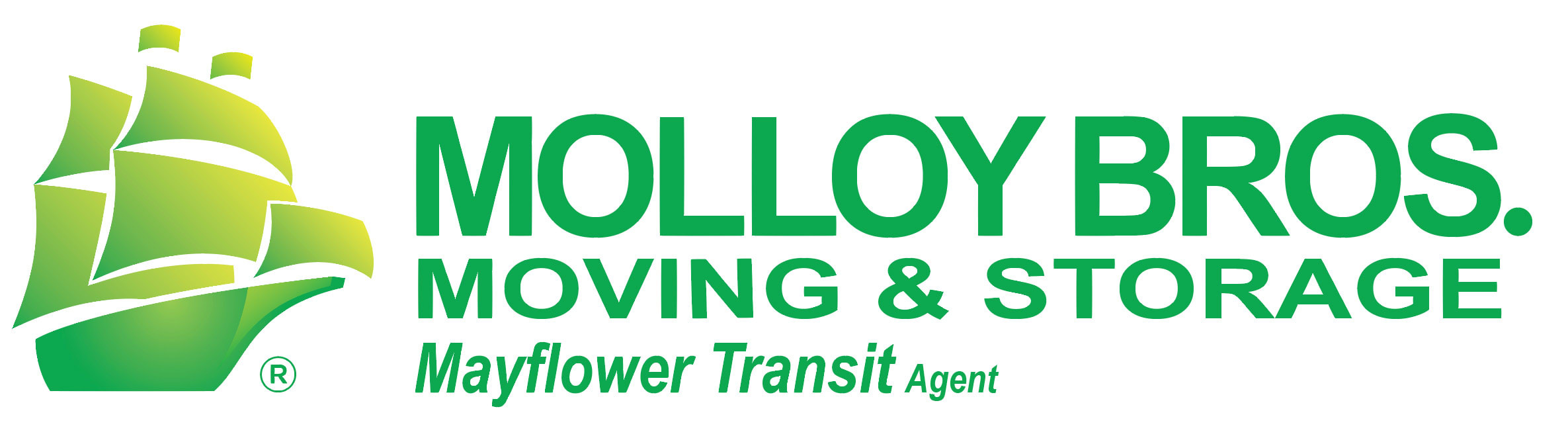 Molloy Bros. Moving & Storage Logo